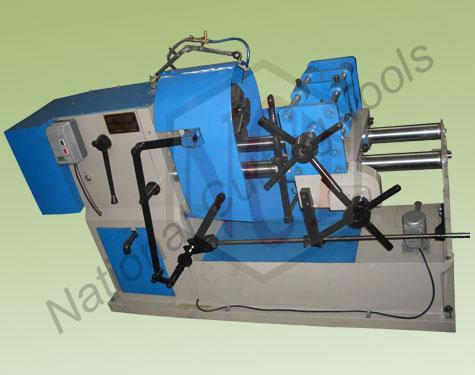 Pillar Type Threading Machine